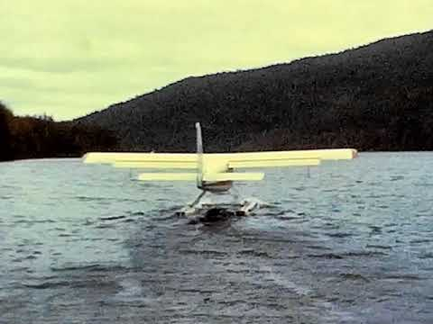Helio 295 Flight To Kathleen Lake Admiralty Island Alaska - July 1979