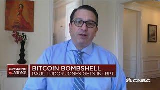 Paul Tudor Jones calls bitcoin 'fastest horse' in this environment