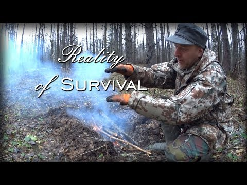 Reality Of Survival: A Coal Bed That Actually Works
