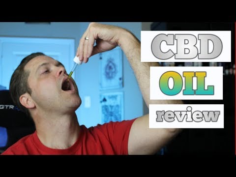 CBDistillery CBD Oil Review!