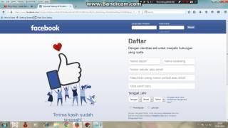 Cara Melihat Email Dan password facebook milik orang lain