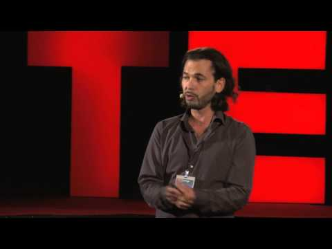Stupid people don't share: Taha Ben Mrad at TEDxCarthage