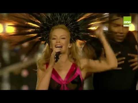 LOVE AT FIRST SIGHT (Commonwealth Games) | Kylie Minogue Video