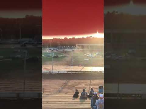 Sharon Speedway 8/11/18
