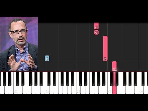 Directed by Robert B. Weide - Theme But It's a Piano Tutorial
