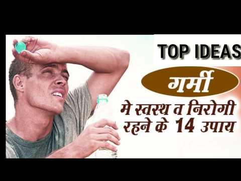 Garmi main health ka kese dhyan rakhe| garmi main loo se kese bache| गर्मी से खुद का बचाव कैसे करे।
