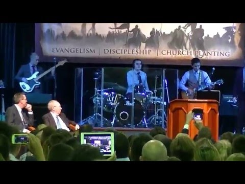 Potter's House Perth conference 2016 Friday night special music
