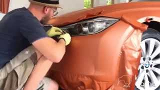 Vollfolierung // Car Wrapping // Folierung BMW 3er