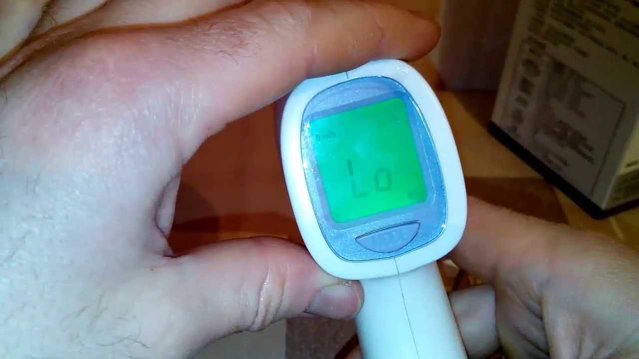 Купить Ramili Инфракрасный ушной и лобный термометр ET3030 в .