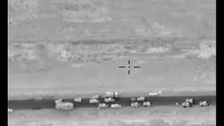 Новые удары российских военных по террористам в Сирии.