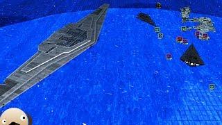 Emperor Snoke Supremacy Fleet - Star Wars Empire at War Yoden Mod