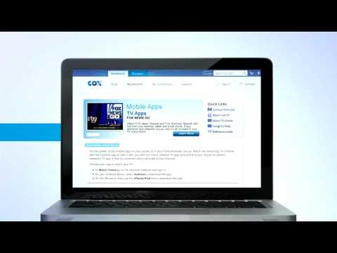 How To Watch Cox TV Everywhere   Watch TV Online