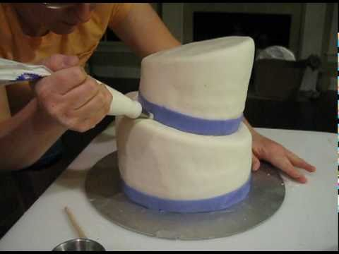 Topsy Turvy Cake Instructions Dv Youtube