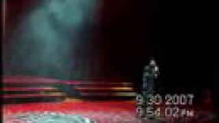 福崎エリック 16歳 若い演歌歌手 ペルーリマ市2007年9月ペルー日系劇...
