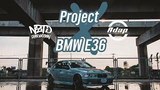 NZTD ' People/Car/Garage l Adap ' Project BMW E36
