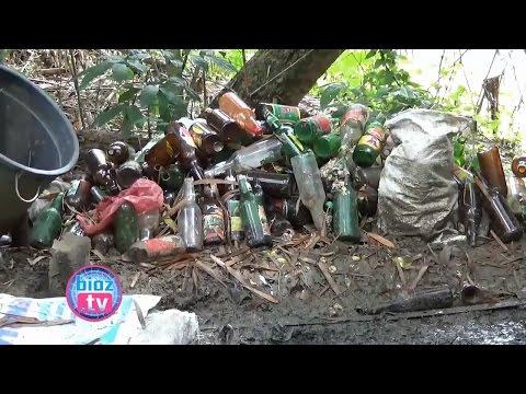 Limbah Botol Kecap Cemari Lingkungan, Warga Trenggalek Menjerit - Bioz.tv