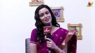 Kausalya talks about her second innings | Poojai Movie Interview | Vishal, Shruthi hassan