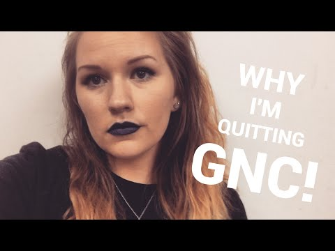 Why I'm Quitting GNC