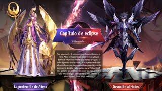 SAINT SEIYA AWAKENING: KOTZ - ACTUALIZACIÓN DEL CAPÍTULO DE HADES - ECLIPSE - ESCOJAN SU EQUIPO!!