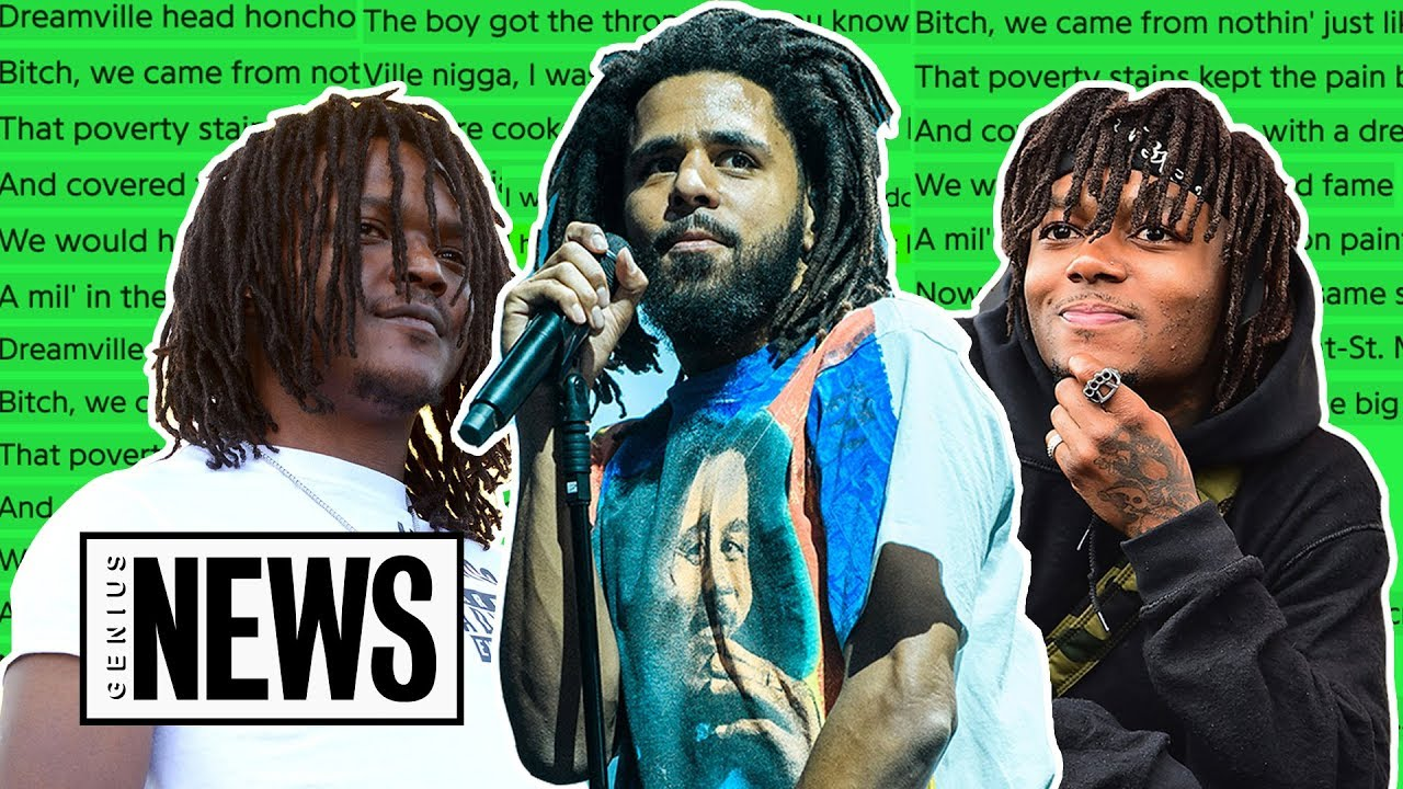 """Dreamville's """"Down Bad"""" Feat  J  Cole, J I D, Bas, EARTHGANG, & Young Nudy  Explained 