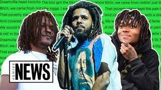 """Dreamville's """"Down Bad"""" Feat. J. Cole, J.I.D, Bas, EARTHGANG, & Young Nudy Explained 