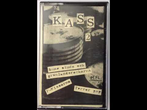 Really Fast  –  Kass 2 Compilation  -  Svensk Punk  (1983)