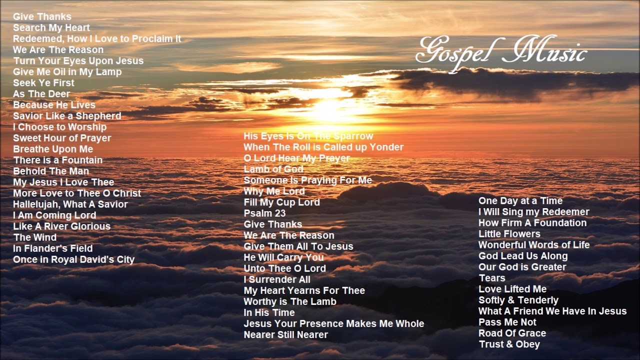 Hymns & Praises - 7 Hours Beautiful & Uplifting Collection of