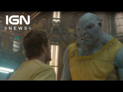 Guardians of the Galaxy Vol. 2 Features Amazing Nathan Fillion Cameo - IGN News