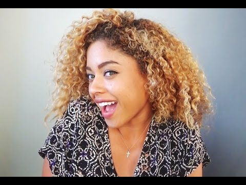 7 Tips For Curly Mixed Hair Youtube