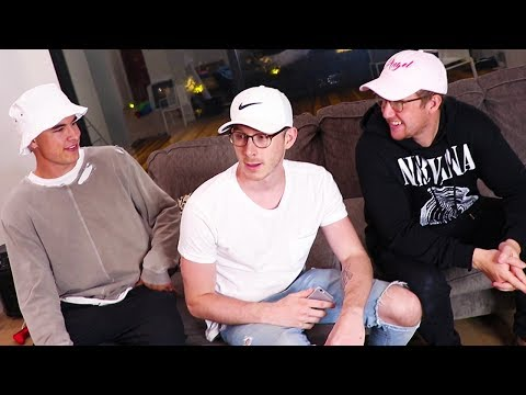 Taking A Kian And Jc Quiz (With Corey La Barrie / Kian Lawley)