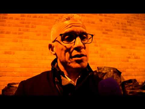 Keith Curle with immediate reaction to the Gillingham away draw