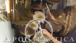 Apocalyptica meets metal - Hall of The Mountain King feat death metal drums by Simon Škrlec