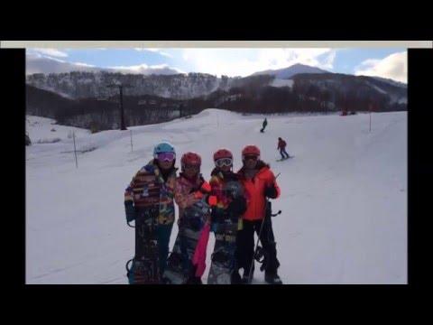 2015 Japan Niseko/Tokyo trip - Lee, Koh, Chua, Chew and Lim families