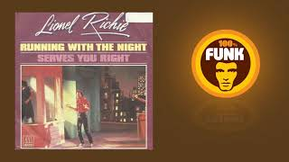 Funk 4 All - Lionel Richie - Serves You Right - 1982