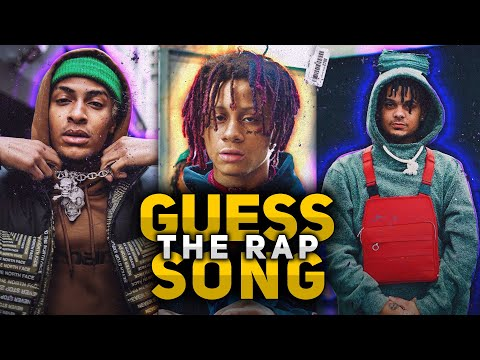 GUESS THE RAP SONG 2019 – VOLUME 4 (Trippie Redd, Comethazine, Sheck Wes, Lil pump, and MORE!)