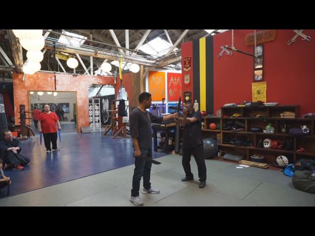 Wing Chun Knife seminar 3 4 17