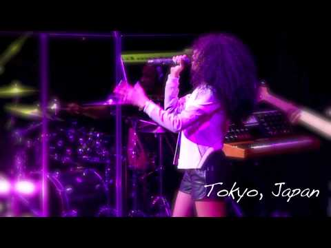 Brandy - Japan Tour - Day One