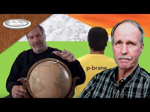 P Brane Plays Flat Earth Kings | Globebusters | Phuket Word thumbnail