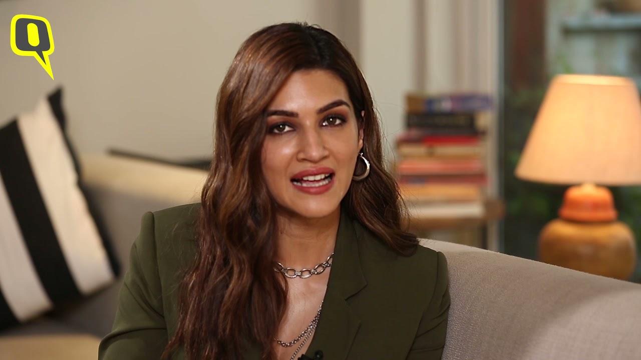 Download Prabhas Cracked-Up Whenever I Spoke In Telugu for 'Adipurush': Kriti Sanon  The Quint