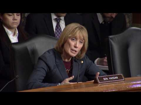 Senator Hassan Questions General John Kelly During Homeland Security Confirmation Hearing
