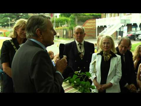 Tommy Sopwith's speech at the Plaque unveiling ceremony, 20th September 2014.