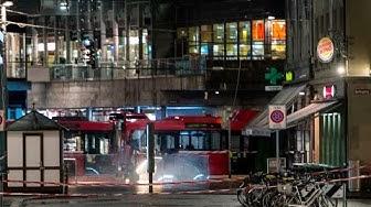 Polizei sprengt verdächtigen Gegenstand - Bombendrohung - Bern - Bahnhof - Sprengung - Bombe