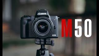 EOS M50 리뷰 -입문자를 위한 충분한 카메라