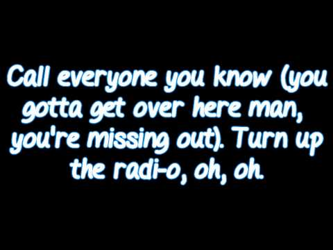 Rebecca Black & Dave Days - Saturday (Lyrics)