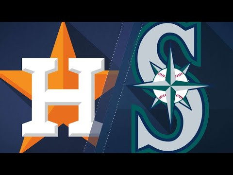 Cole, six-run 7th lead Astros past Mariners: 4/18/18