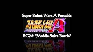 srw a portable bgms mobile suits battle
