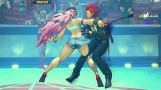 Ultra Street Fighter 4 Gameplay Trailer 【IV HD】