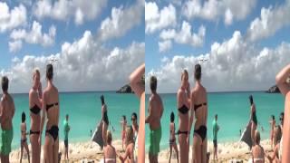 Maho Beach 3D