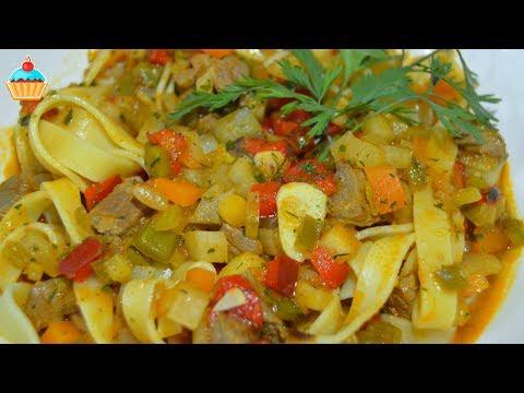 Суп овощная солянка