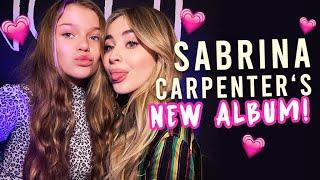 NEUES ALBUM?! 🎶I Sabrina Carpenters NEW ALBUM